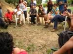 reunión comarcal en Cruilles