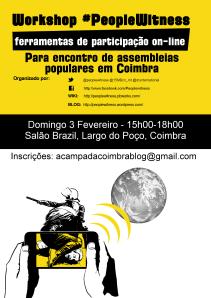 Taller en Coimbra
