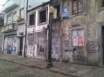 Casas abandonadas en Porto