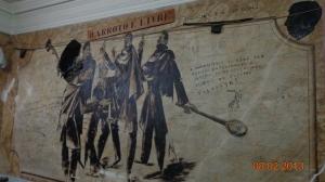 Muro en Ras-Te-Parta