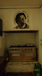Homenaje a la cocinera