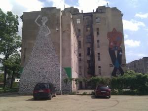 Street art in Wrocław