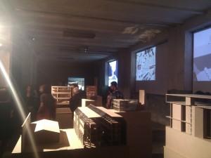 Exposición: Una ciudad para el diálogo