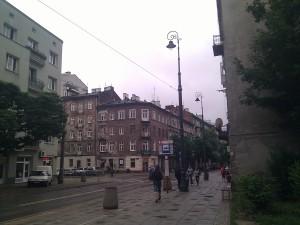 Inmuebles sin fachada en Praga