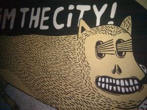 """Referencia al movimiento """"Derecho a la ciudad"""" en Syrena"""
