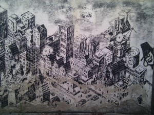Street art en Rozbrat