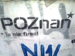 Poznań, to nie firma