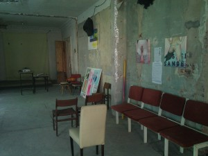 Sala de actos en Od:Zysk