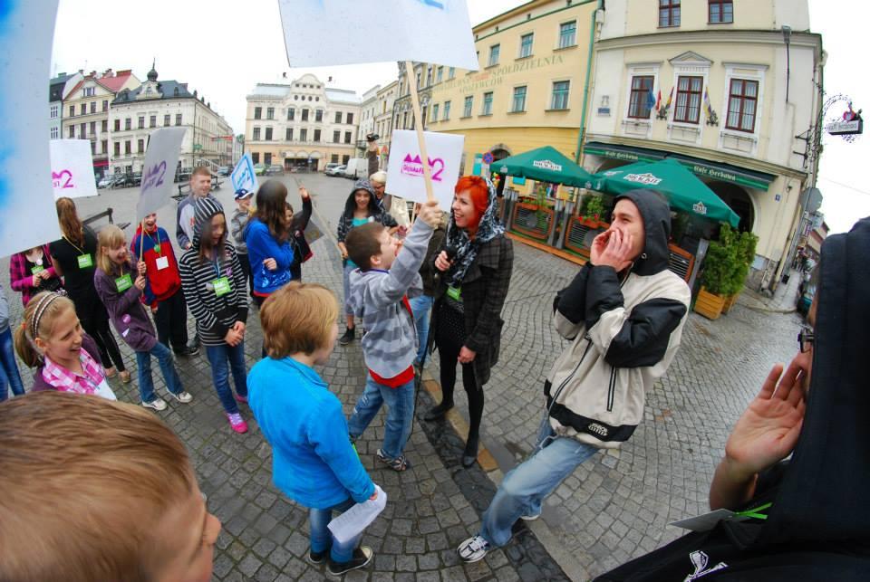 Interactuando con el espacio público